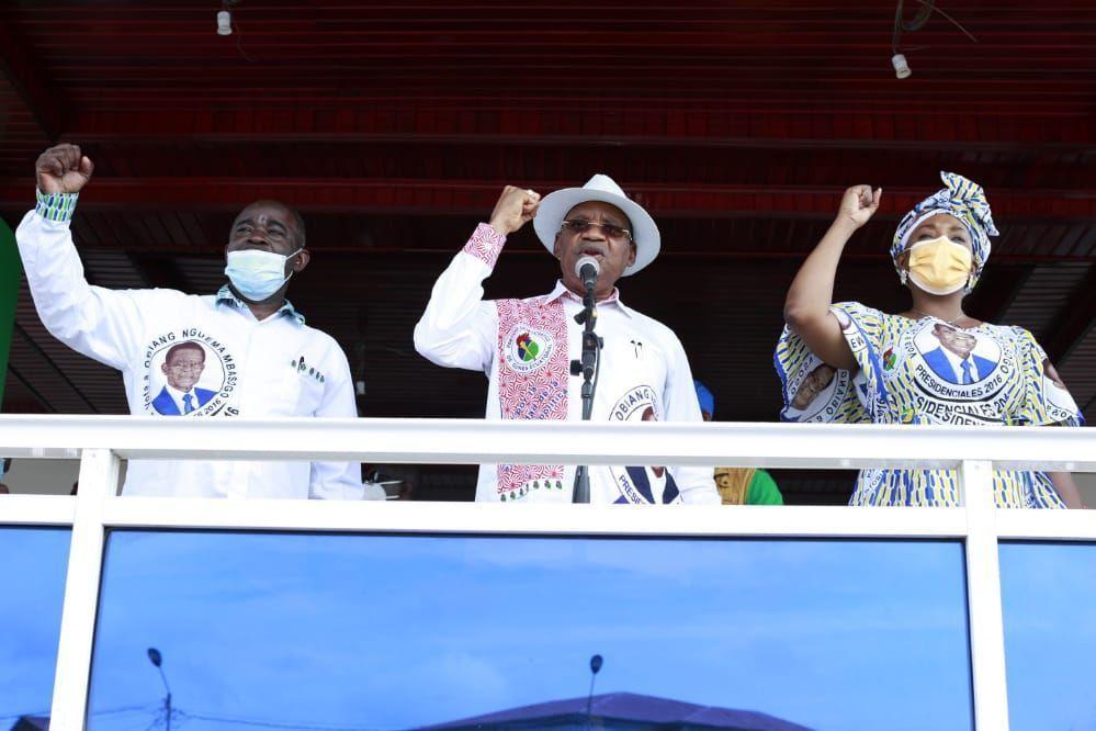 La Gira continúa en la Región Continental con actos en Mbini y Cogo