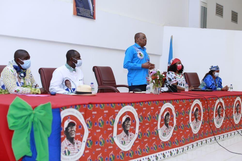La Gira que efectúa la Oficina Nacional por todo el ámbito nacional llega a Annobon