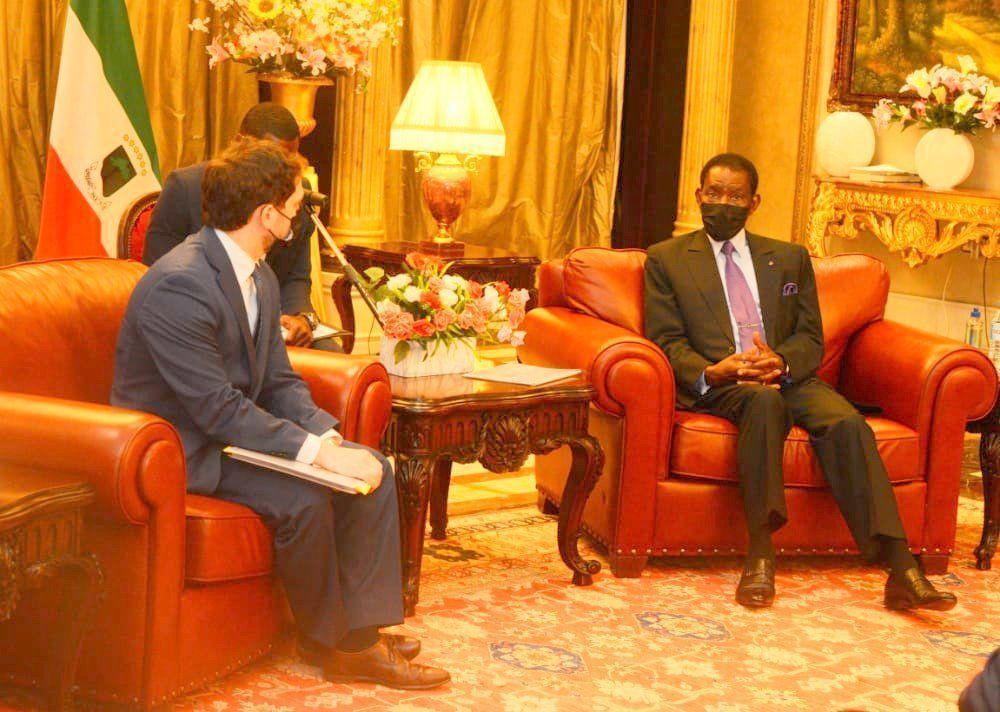 El Gobierno estadounidense seguirá reforzando las relaciones de amistad y cooperación con Guinea Ecuatorial