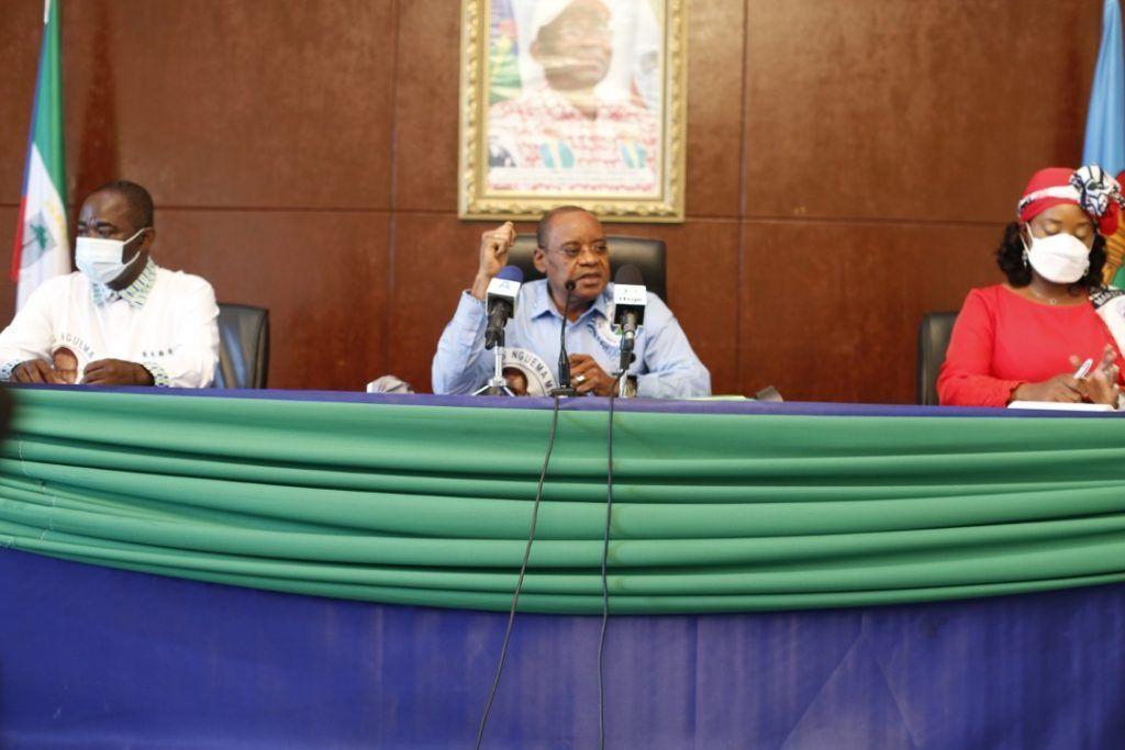 Primera reunión de la Comisión Coordinadora del VII Congreso Nacional Ordinario