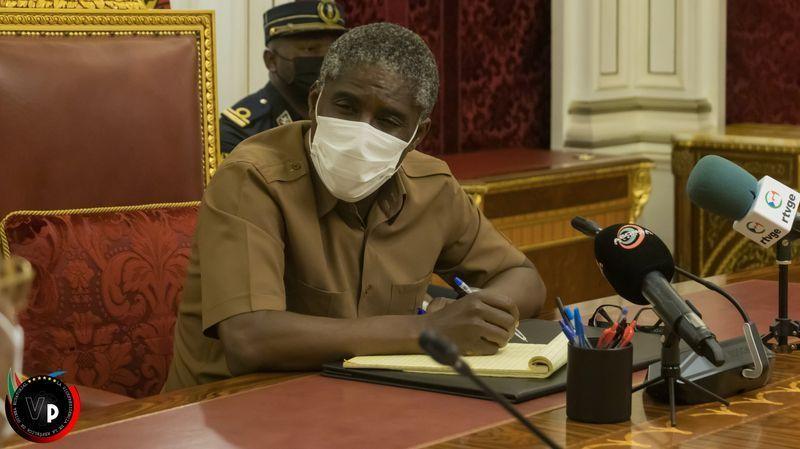 Nguema Obiang Mangue instruye a FEGUIBASKET para la celebración de elecciones